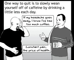 How to Quit Drinking Caffeine
