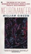 Book cover art for Neuromancer