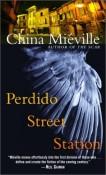 Book cover art for Perdido Street Station