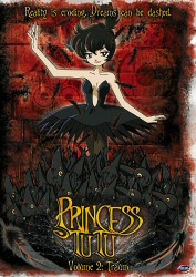 Princess Tutu, Vol. 2: Traum DVD cover art