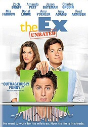 The Ex DVD cover art