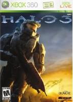 Halo 3 box art