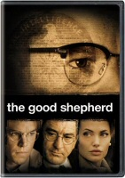 DVD cover art for The Good Shepherd