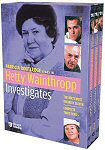 Cover art for Hetty Wainthropp Investigates: The Complete Third Series