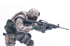 Redeployed Marine Corps Recon