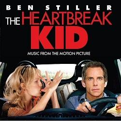 Heartbreak Kid soundtrack, CD cover art