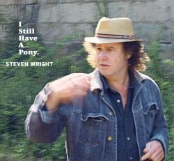 I Still Have a Pony by Steven Wright CD cover art