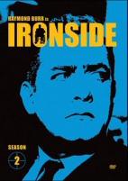 Ironside Season 2 DVD cover art