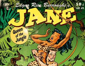 Edgar Rice Burroughs's Jane