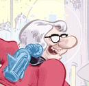Kyle Baker's rocket grandma