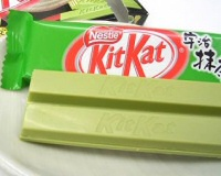 Maccha Milk Kit Kat from Japan