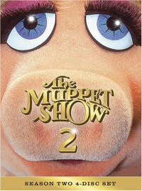 The Muppet Show Season 2 DVD cover art