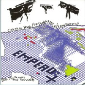 Emperor X: Central Hug/Friendarmy/Fractal Dunes CD cover art