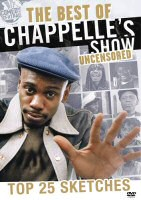DVD cover art for Best of Chappelle's Show