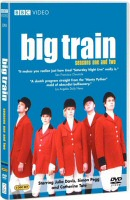 DVD cover art for Big Train: Seasons 1 & 2