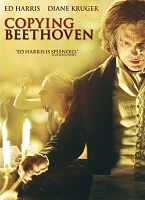 DVD cover art for Copying Beethoven