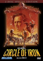 Circle of Iron DVD cover art