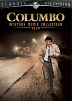 Columbo Mystery Movie Collection 1989 DVD cover art