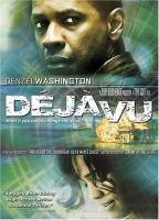 DVD cover art for Deja Vu