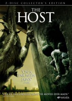 The Host DVD cover art