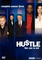 Hustle: The Complete Season 3 cover art