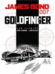 James Bond 007: Goldfinger graphic novel cover art