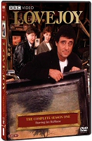Lovejoy Complete Season 1 DVD cover art