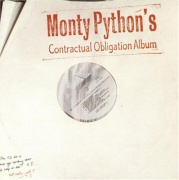 Cover art for Monty Python's Contractual Obligation Album