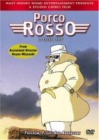 Porco Rosso DVD cover art