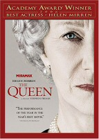 DVD cover art for The Queen