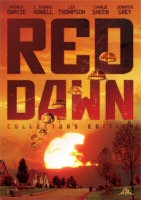 Red Dawn DVD cover art