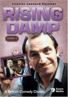 Rising Damp Series 4 DVD cover art
