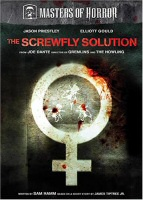 DVD cover art for Screwfly Solution