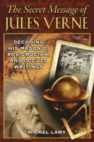 The Secret Message of Jules Verne book cover art