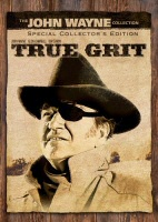 DVD cover art for True Grit