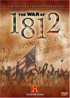 The History Channel's War of 1812 DVD cover art