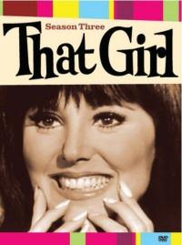 That Girl Season Three DVD cover art