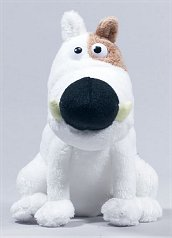 Philip the Dog plush doll