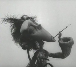 Vincent by Tim Burton